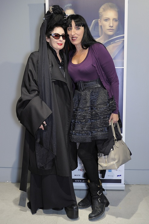 DP Rossy de Palma at ASVOFF 4