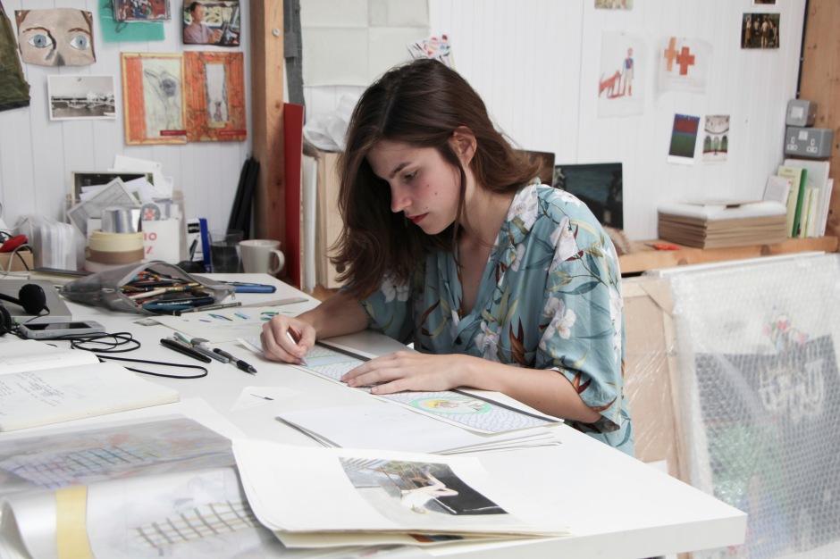 Portrait atelier 2