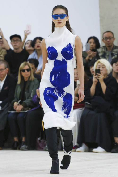 Celine, Women Fashion Show, Ready to Wear Collection Spring Summer 2017 in Paris
