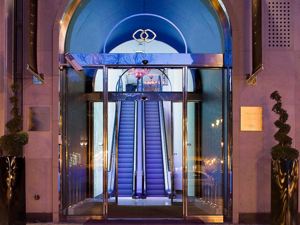 Sofitel Brussels Le Louise