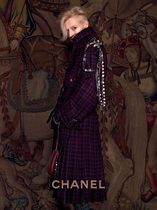 Tilda+Swinton+Chanel+Pre+Fall+2013+Campaign+2