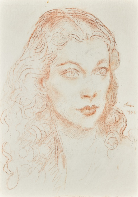 Augustus John, Vivien Leigh.jpg