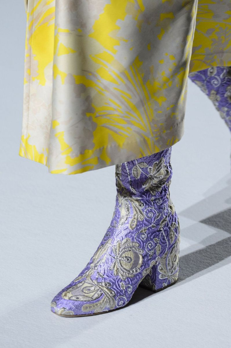 Dries Van Noten inspired by Picasso