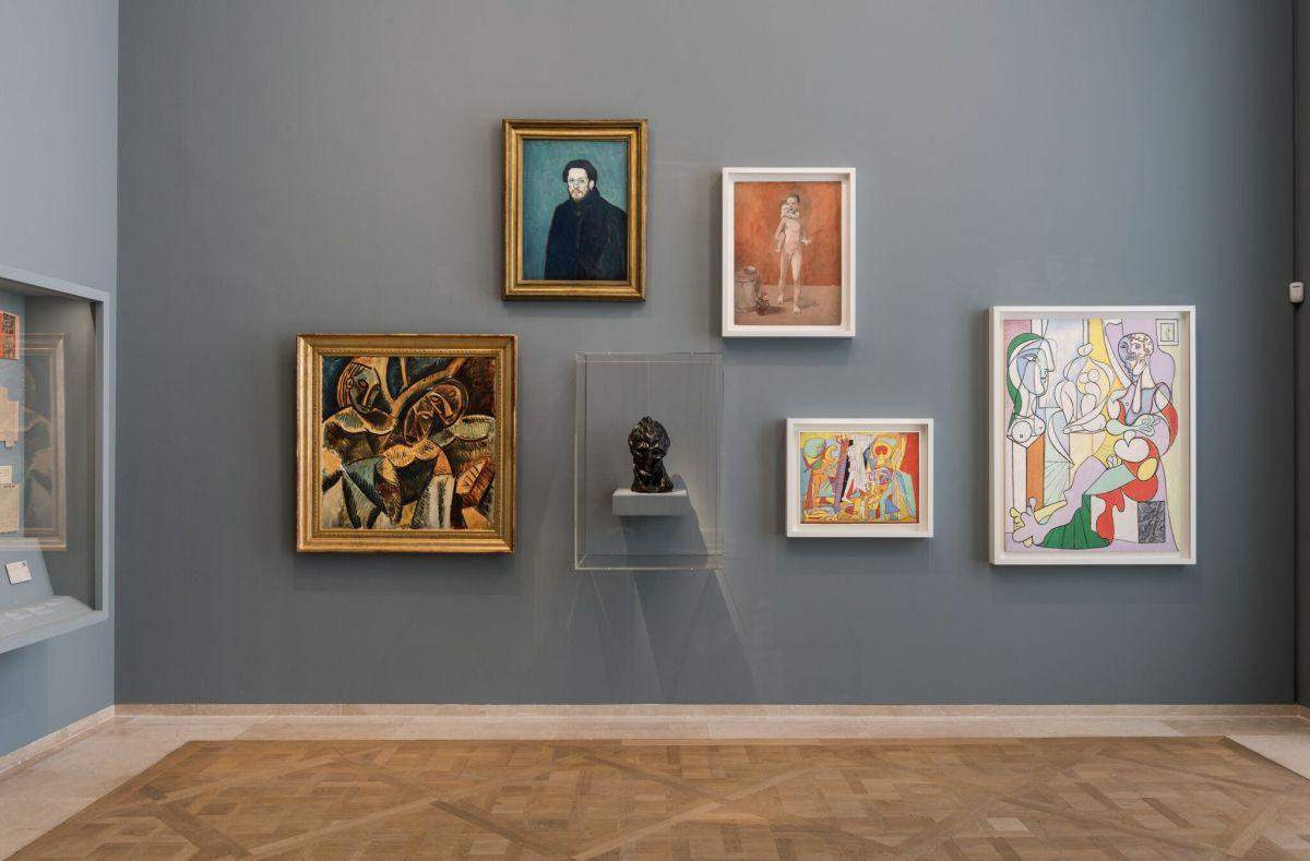 Picasso 1932. Année Erotique at Musée Picasso-Paris