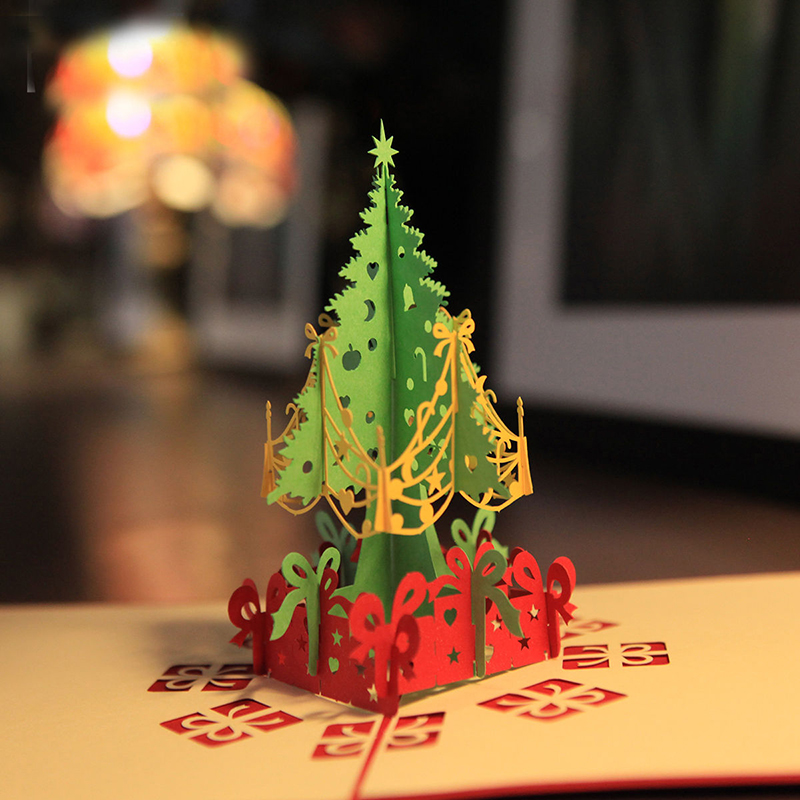 1PC-DIY-Christmas-Cards-3D-Christmas-Tree-Folding-Greeting-Invitation-Card-Kids-Birthday-Christmas-Party-Decorations