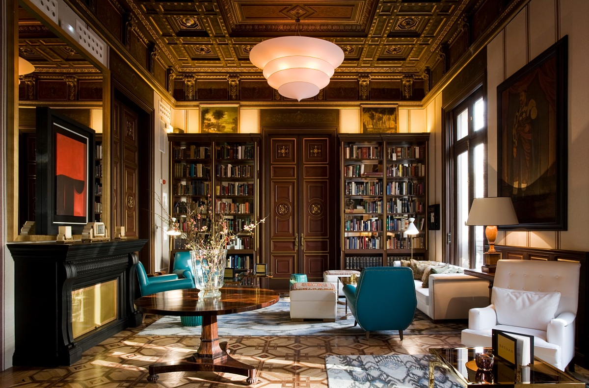 When in Barcelona: stay at the unique and über-stylish Cotton House Hotel, Autograph Collection