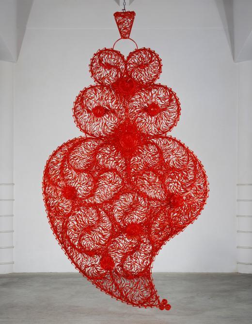 coracao-vermelho-museu-berardo