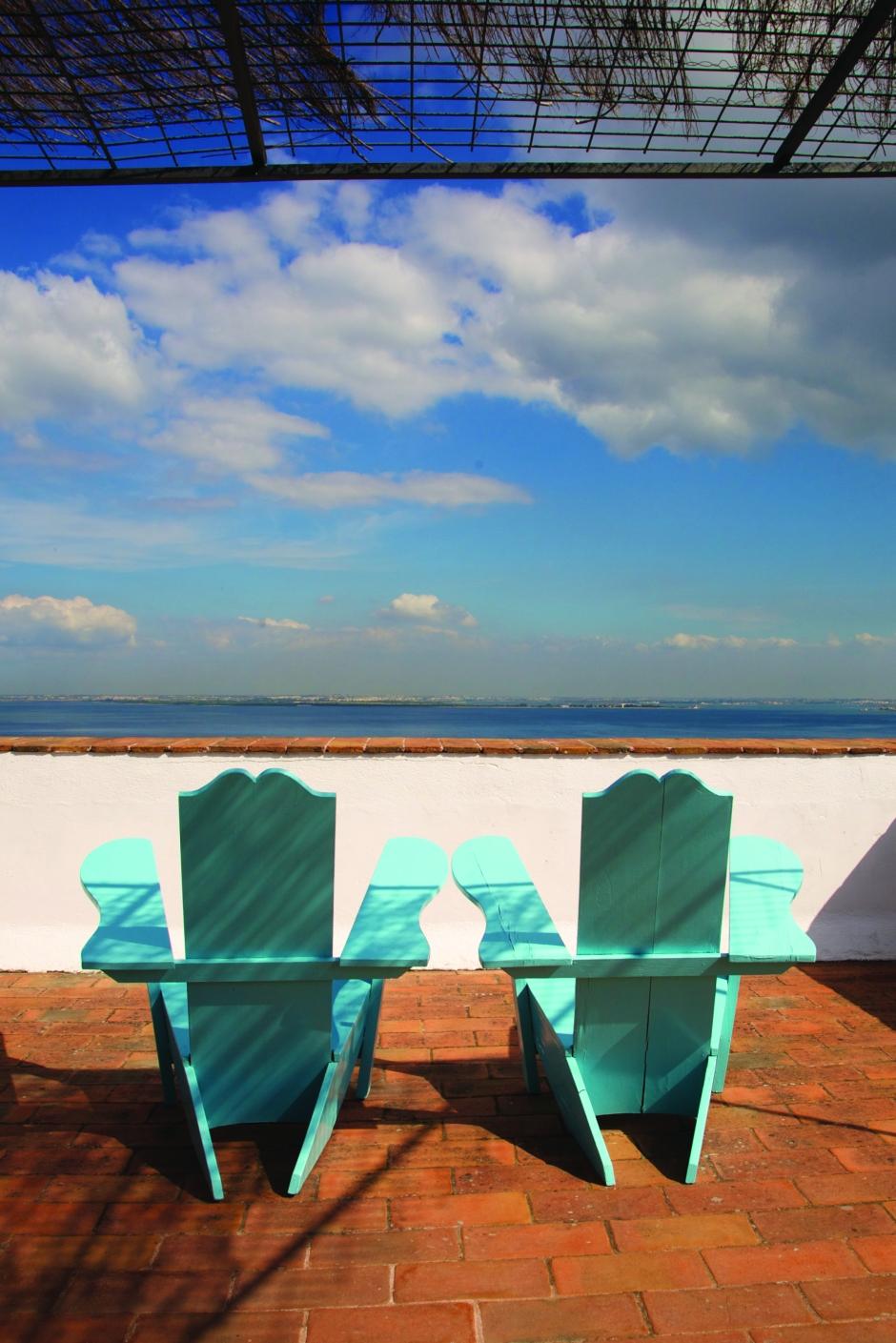 Bartolomeu de Gusmao terrace view © Jacob Termasen