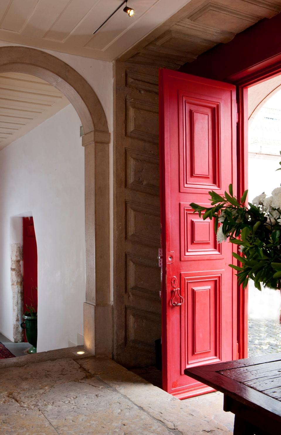 Detail of entrance © Jacob Termasen