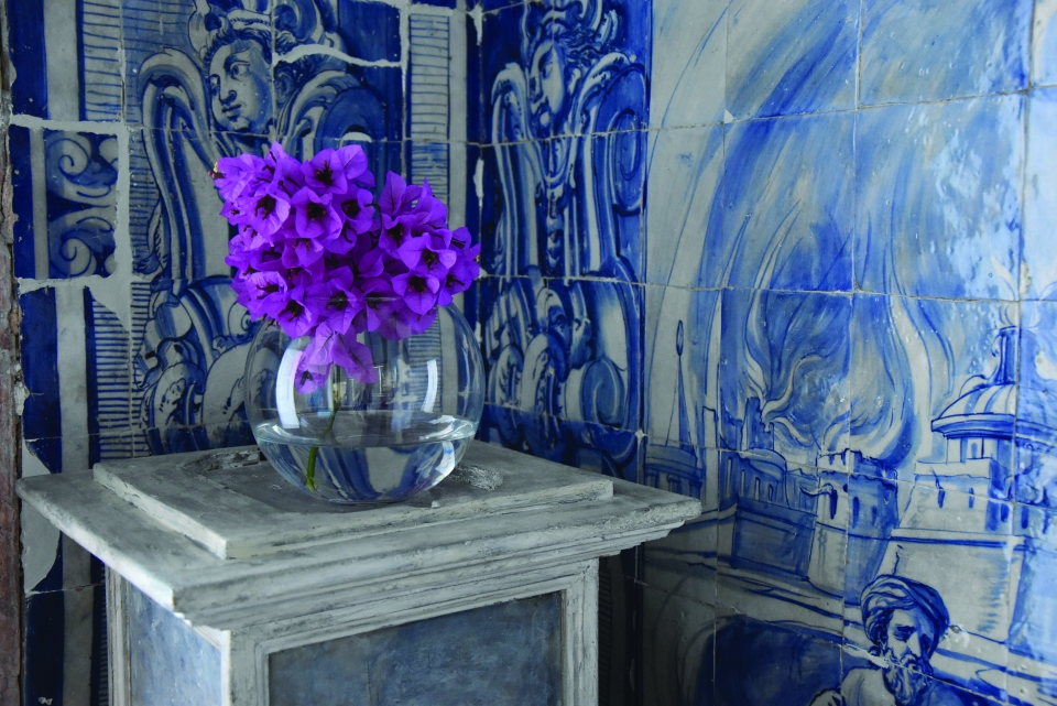 Details of the Amadeo de Souza Cardoso suite 01 © Alexander Kulish