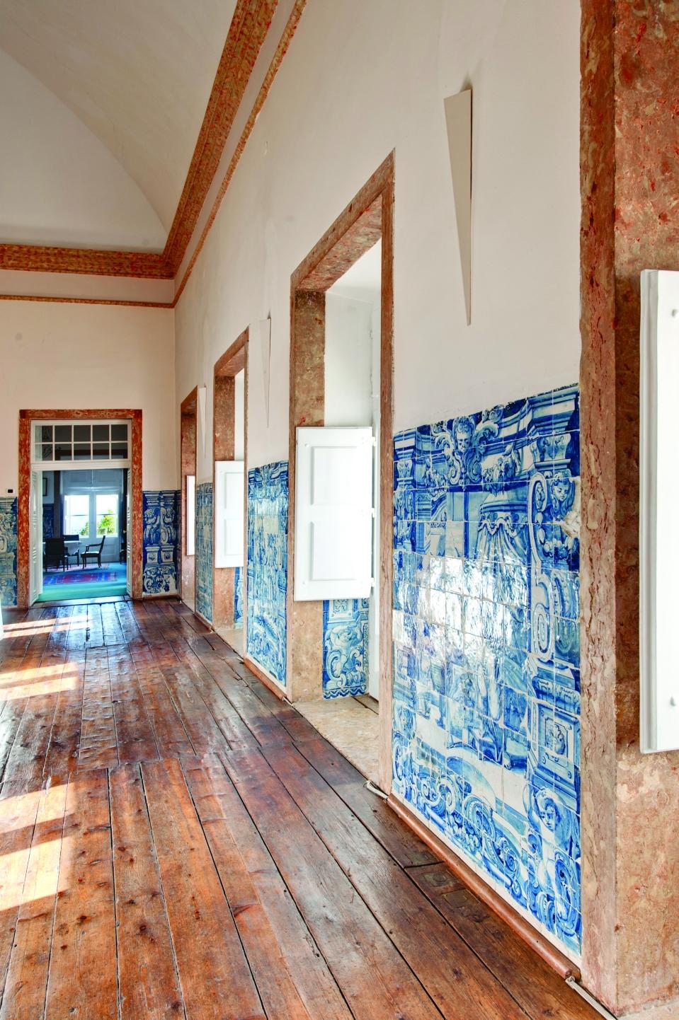 View to the Amadeo de Souza Cardoso suite from the Maria Ursula ballroom © Joe Condron