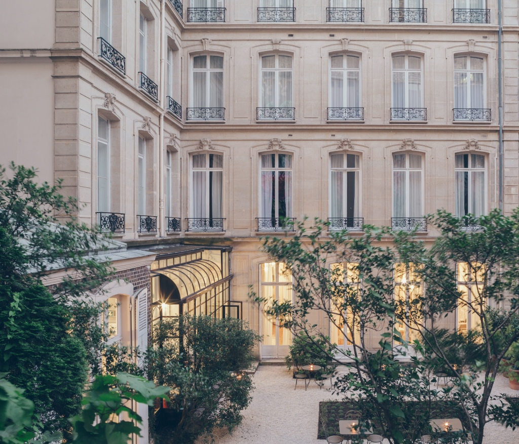 Elegance A La Francaise when in paris: stay at the epitome of french luxury, hôtel