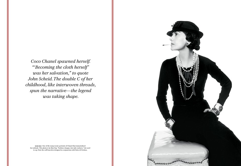 Chanel flammarion