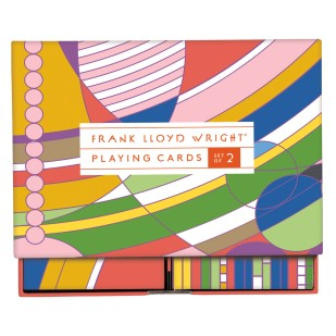 APR_GALISON_FRANK LLOYD WRIGHT_PLAYING CARDS_1