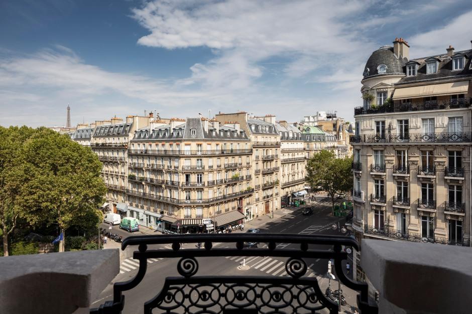 Hotel Lutetia - Eiffel Deluxe room 1