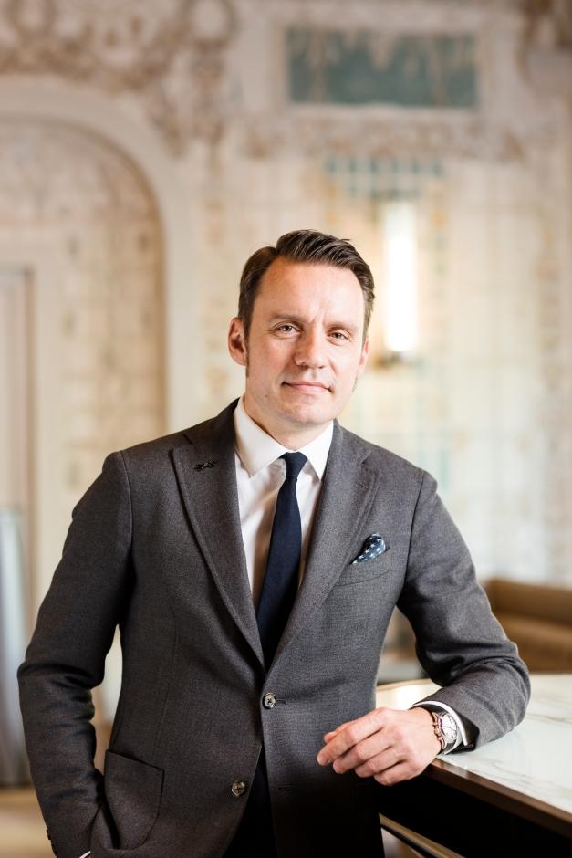 Hotel Lutetia - François-Xavier Schoeffer - Directeur Général 3.JPG
