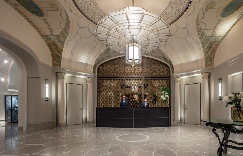 Hotel Lutetia - Reception